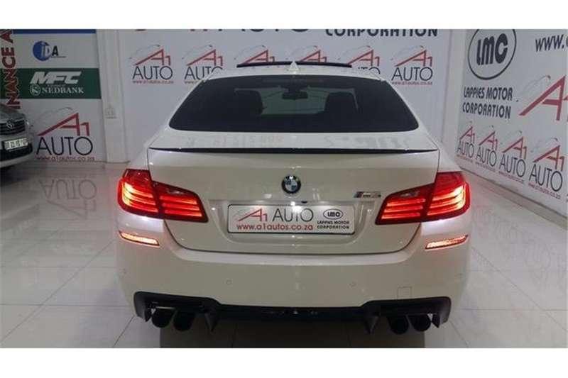 BMW 5 Series (F10) 2015