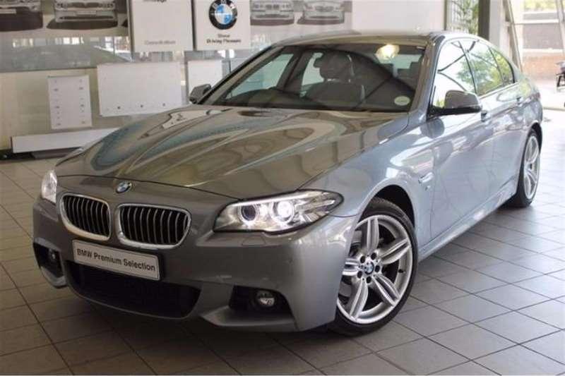 2016 BMW 5 Series 520d