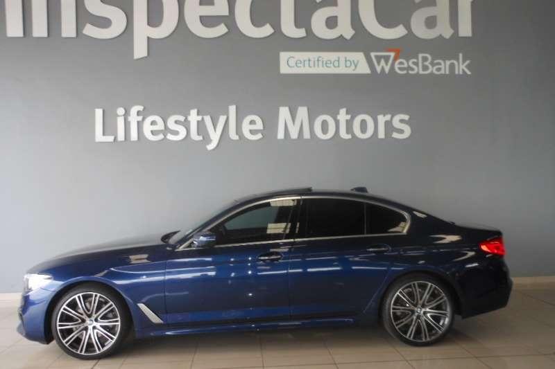 2018 BMW 5 Series 520d M Sport