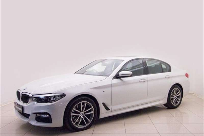 2018 BMW 5 Series 520d
