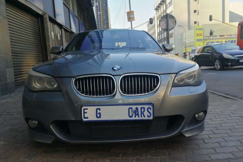 2007 BMW 5 Series 523i