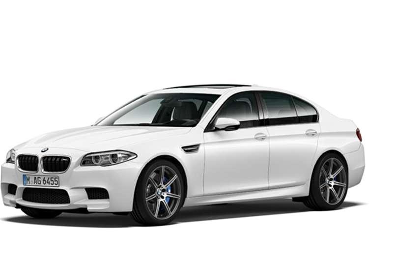 BMW 5 Series M5 2014