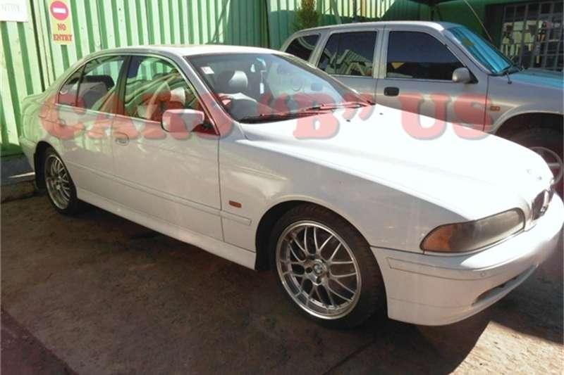 BMW 5 Series SEDAN 5 SERIES E34 / E39 525i A/T (E39) 2003