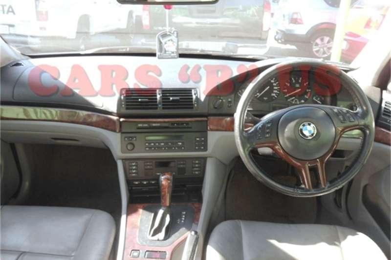 BMW 5 Series SEDAN 525i A/T (E39) 2003
