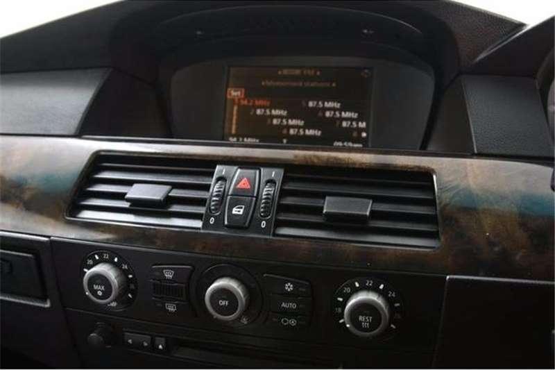 BMW 5 Series Sedan 525i Steptronic 2005