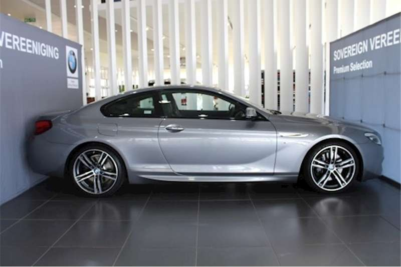 BMW 6 Series 640d coupe M Sport 2017