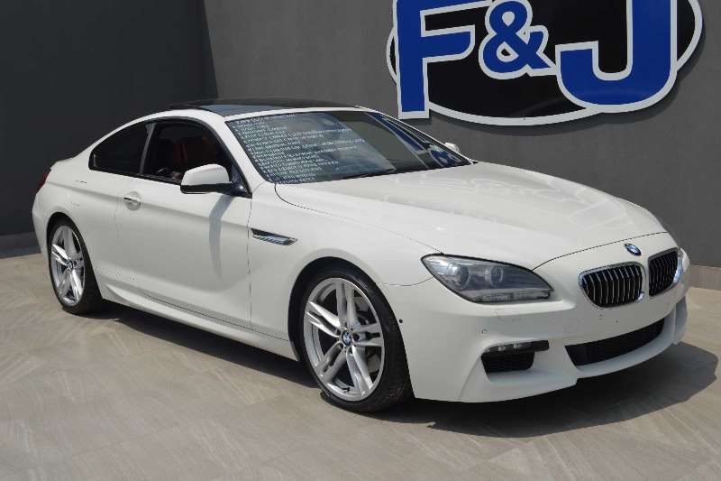 2012 Bmw 6 Series 640i Coupe M Sport Coupe Petrol Rwd Automatic Cars For Sale In Gauteng