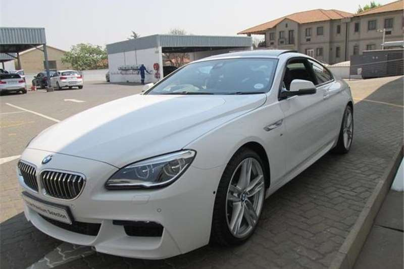 BMW 6 Series 640i Coupe M Sport 2017