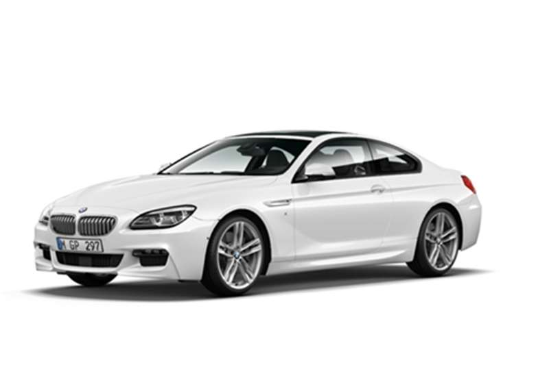 BMW 6 Series 650i coupe M Sport 2016