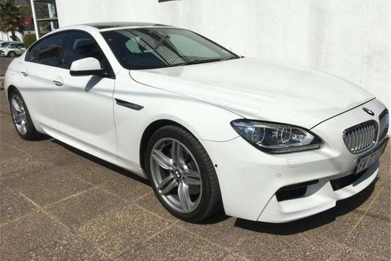 BMW 6 Series 650i Gran Coupe 2014