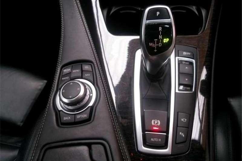 BMW 6 Series 650i Gran Coupe M Sport 2013