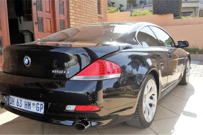 2006 Bmw 6 Series 650i Individual Sports Automatic Cars For Sale In