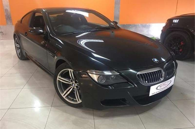 BMW 6 Series coupe 2007
