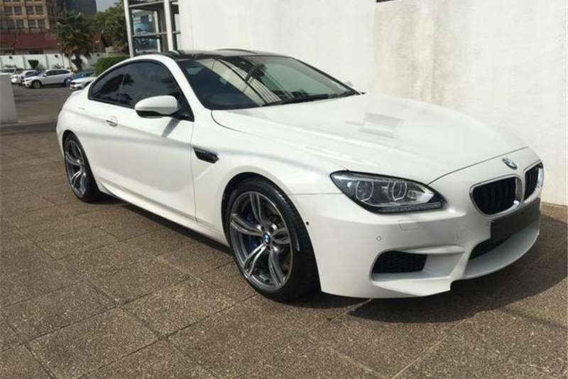 BMW 6 Series coupe 2013