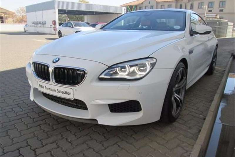 BMW 6 Series Coupe 2016