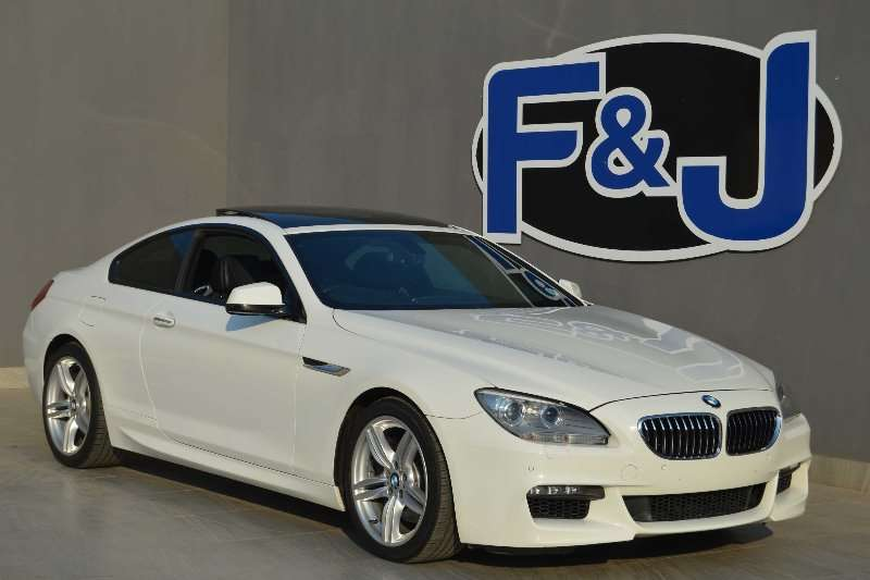 2012 BMW 6 Series Coupe 640D COUPE M SPORT A/T (F13) Coupe ( Diesel ...