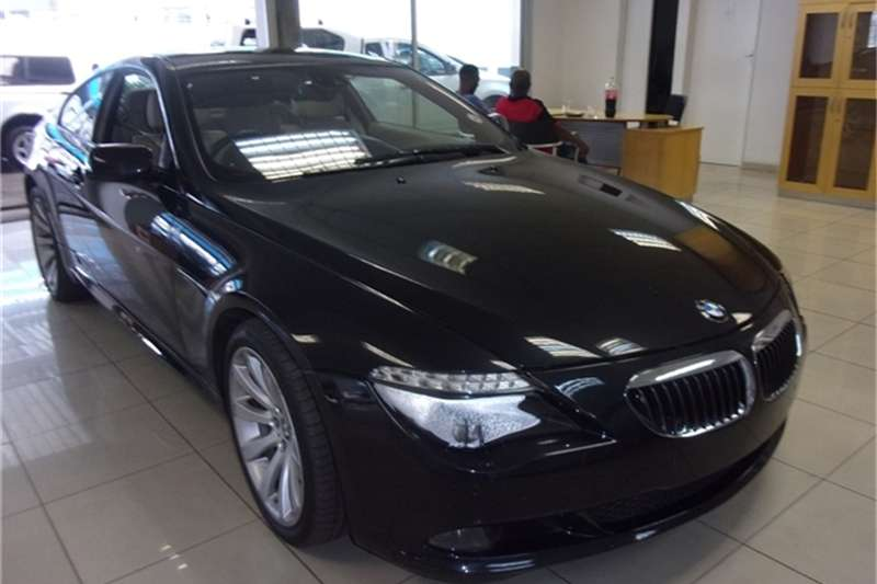2008 BMW 6 Series COUPE A/T (E63) Cars for sale in Gauteng | R 184 ...