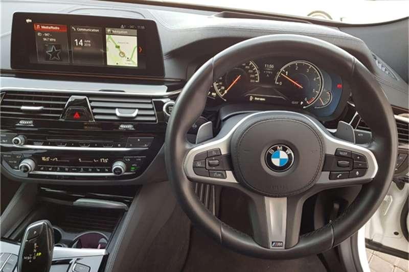 2018 BMW 6 Series Gran Turismo 630d GRAN TURISMO M SPORT (G32)