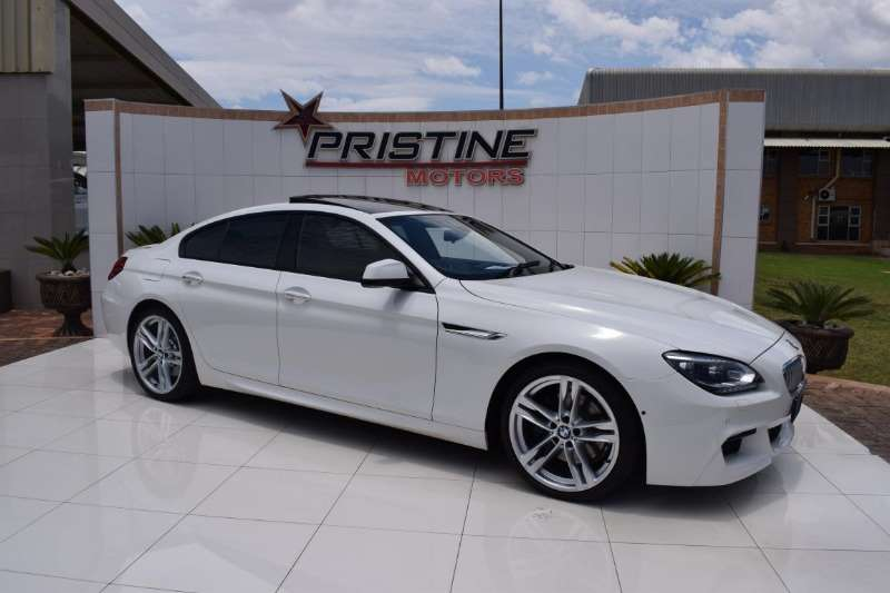 2012 BMW 6 Series 650i M Sport sports automatic