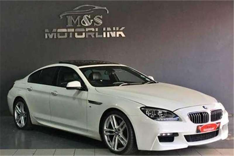 2014 BMW 6 Series 640d Gran Coupe M Sport