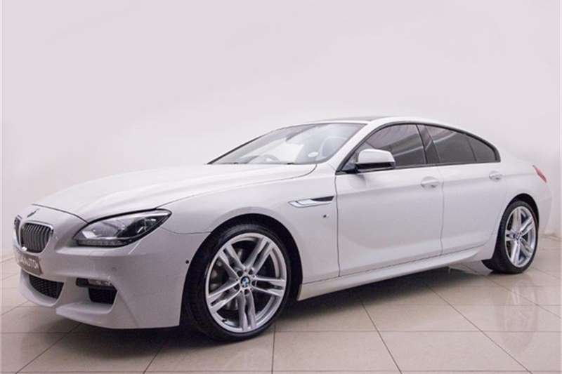 2014 BMW 6 Series 650i coupe M Sport