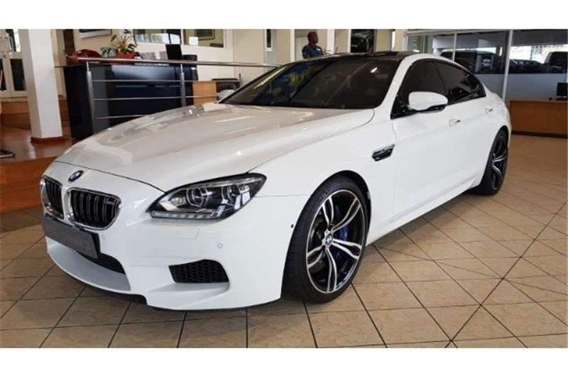 2014 BMW 6 Series M6 Gran Coupe