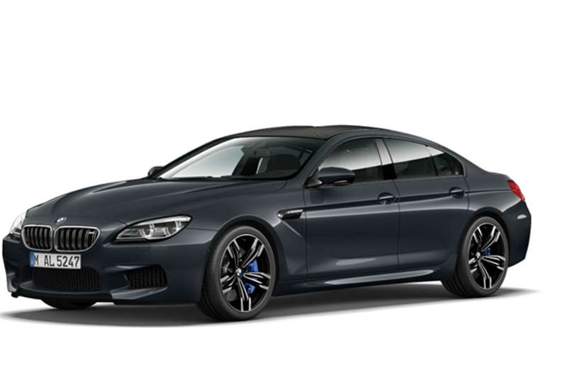 BMW 6 Series M6 Gran Coupe 2017