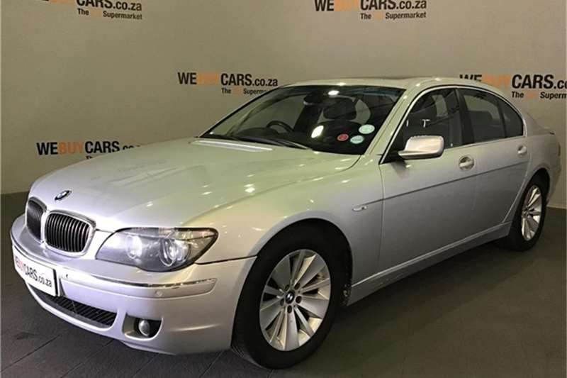 2008 Bmw 7 Series 730d Cars For Sale In Kwazulu Natal R 112 000 On