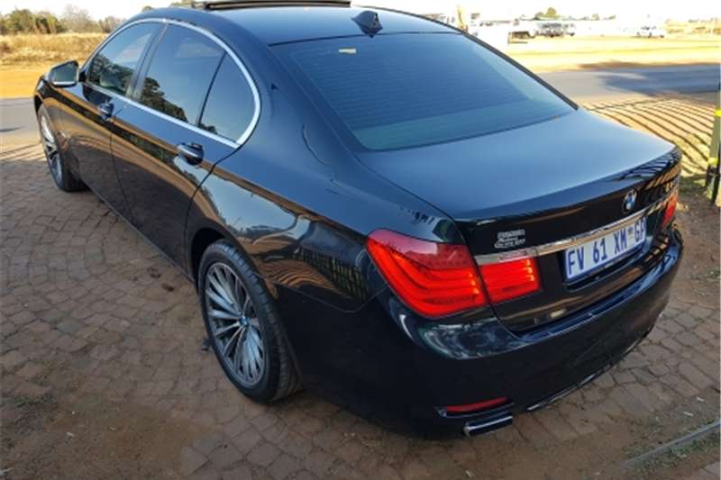 BMW 7 Series 750Li Full Individual 2013