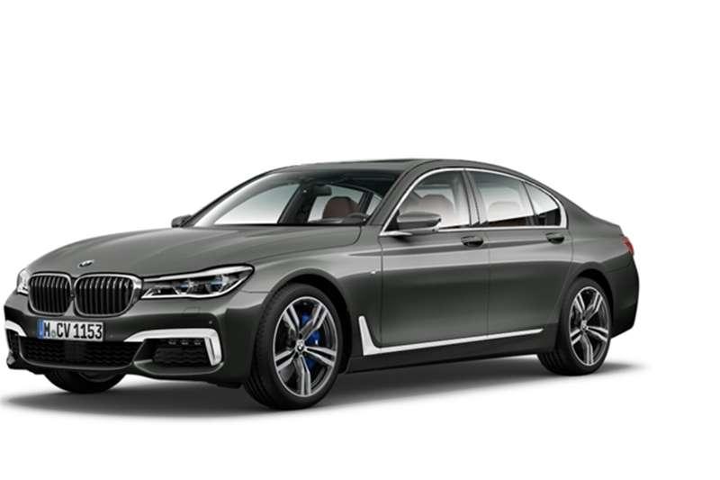 2017 BMW 7 Series 750i M Sport