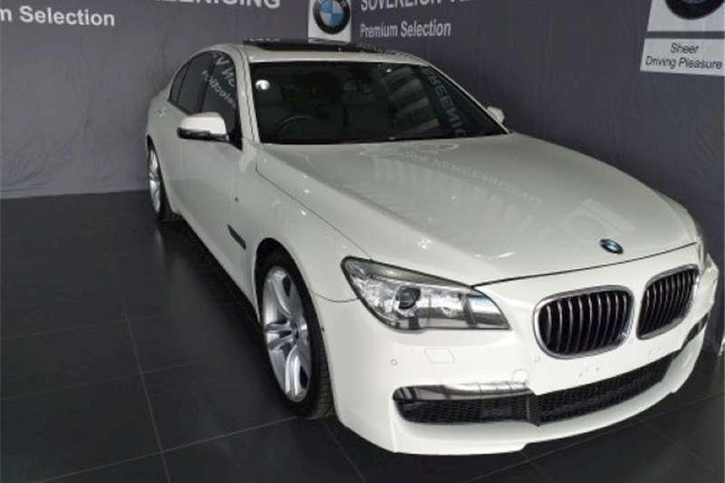 2014 BMW 7 Series 750i M Sport