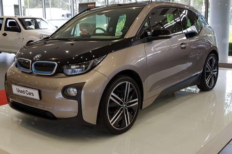 2016 BMW i3 eDrive