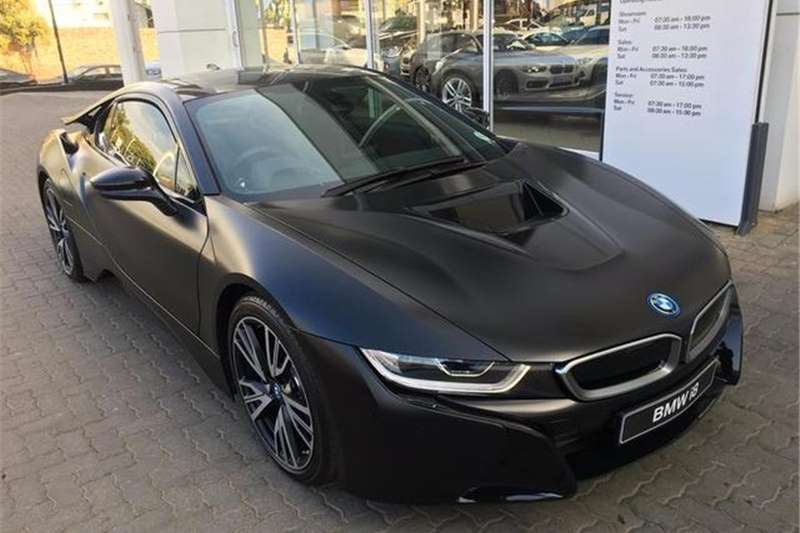 2017 Bmw I8 Edrive Coupe Protonic Frozen Black Edition Cars For Sale