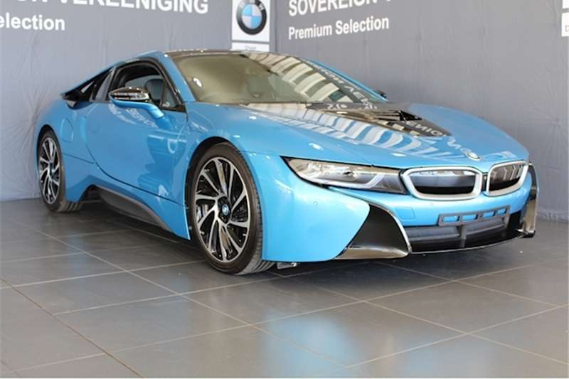 2015 BMW i8 eDrive coupe