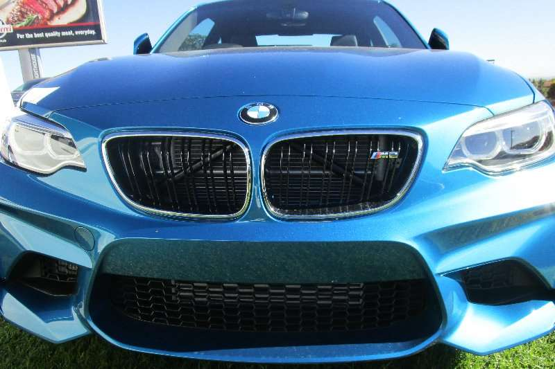 2017 BMW M2 coupe au