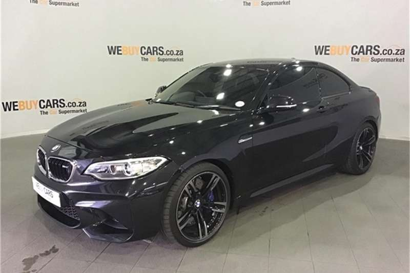2016 BMW M2 coupe auto