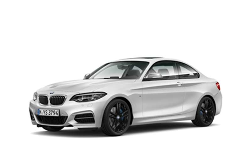 BMW M240i coupe 2017