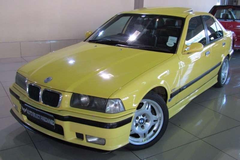 BMW M3 4dr (E36) 1998
