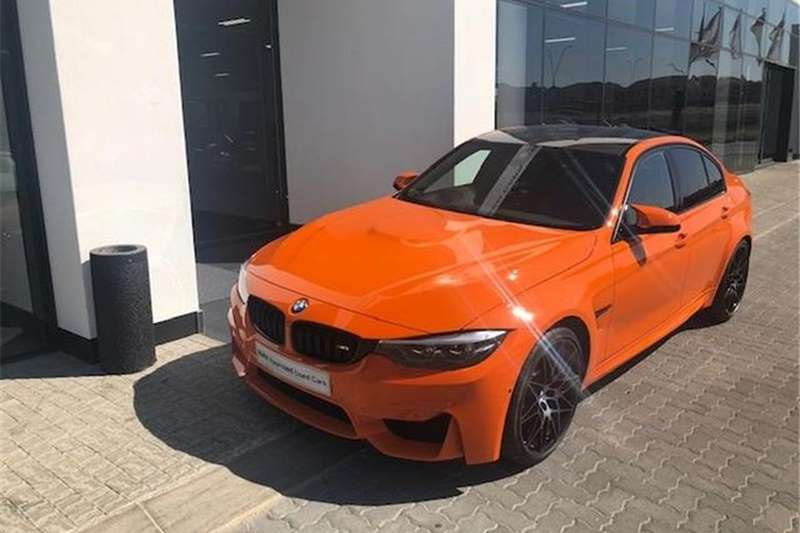 Bmw M3 Competition 2019