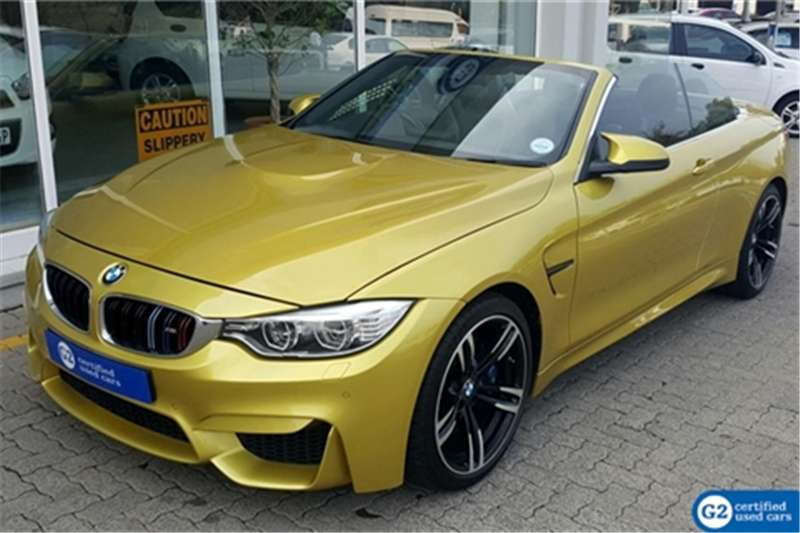 2014 bmw m4 m4 convertible auto cars for sale in gauteng r 829 950 on auto mart. Black Bedroom Furniture Sets. Home Design Ideas