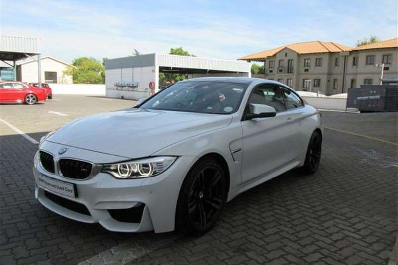 BMW M4 Coupe Auto 2016