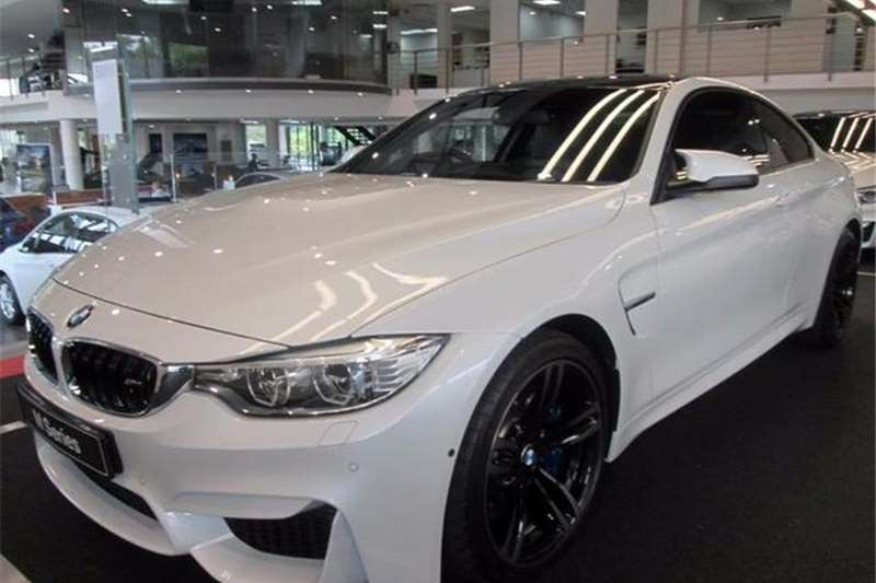 BMW M4 Coupe Auto 2017