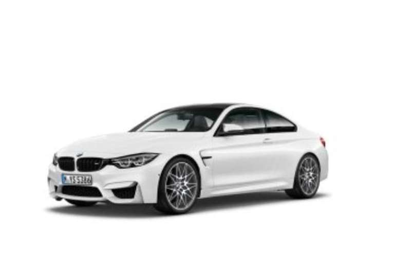 BMW M4 Coupe Competition 2018