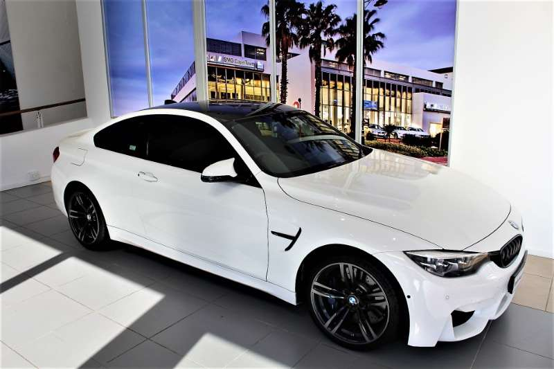 2018 Bmw M4 M4 Coupe Competition Auto Cars For Sale In Western Cape
