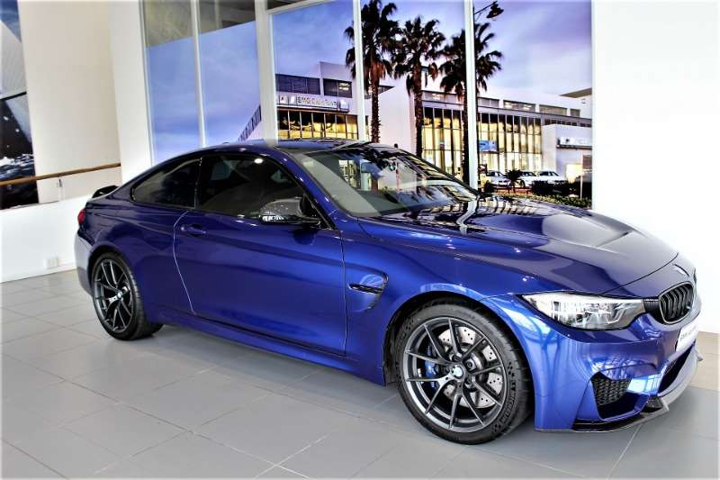 2018 BMW M4 coupe M4 CS COUPE M DCT