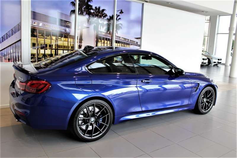 Bmw M4 Coupe Cs M Dct 2018