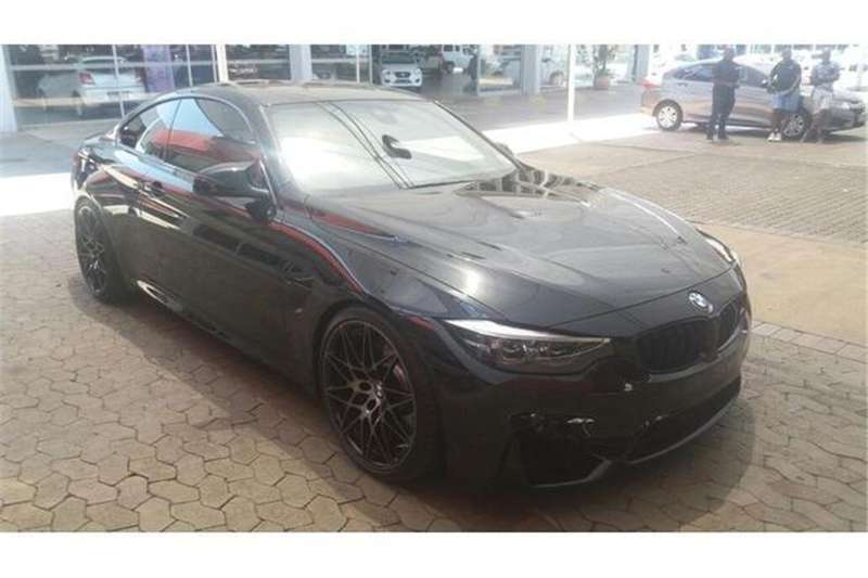 2017 BMW M4 coupe Competition auto