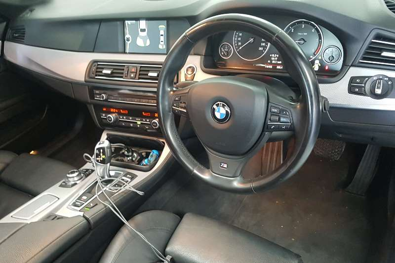 BMW MSeries 530D 2012