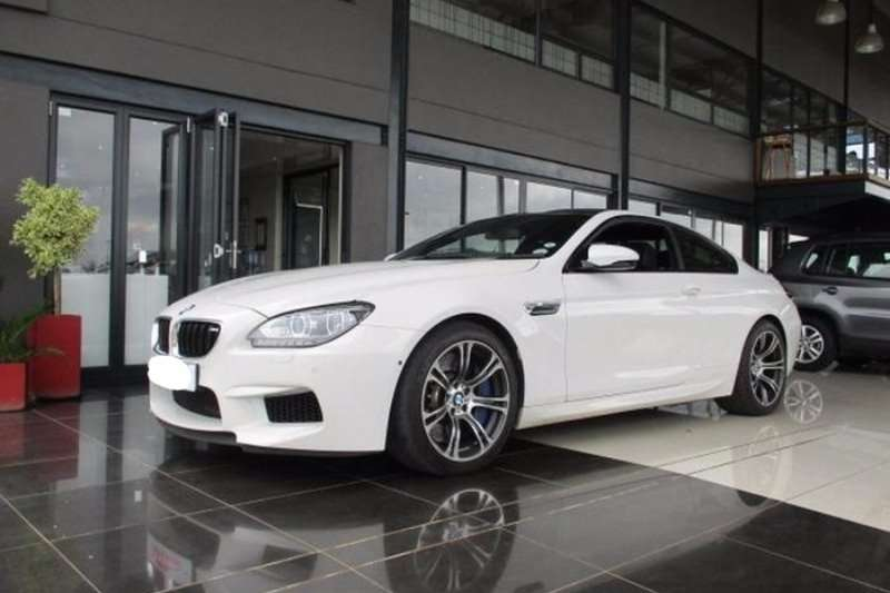 BMW MSeries M6 Coupe 2013