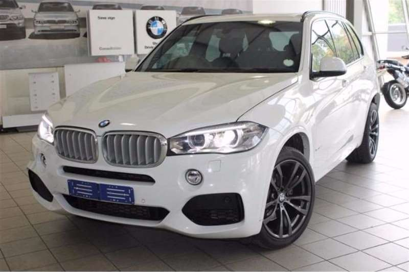 2014 BMW X series SUV X5 xDrive40d